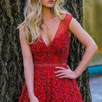 Luxusní šaty Jovani 51505 foto 2
