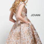 Koktejlové šaty Jovani 51853 foto 2