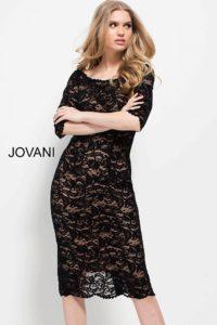 Koktejlové šaty Jovani 52085