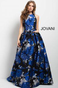 Plesové šaty Jovani 52124