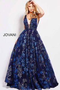 Plesové šaty Jovani 52143