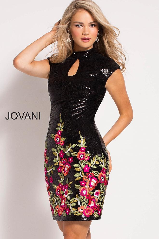 Koktejlové šaty Jovani 52285