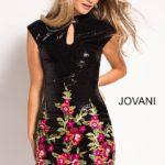 Koktejlové šaty Jovani 52285 foto 1