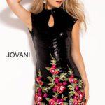 Koktejlové šaty Jovani 52285 foto 3