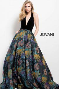 Plesové šaty Jovani 53200