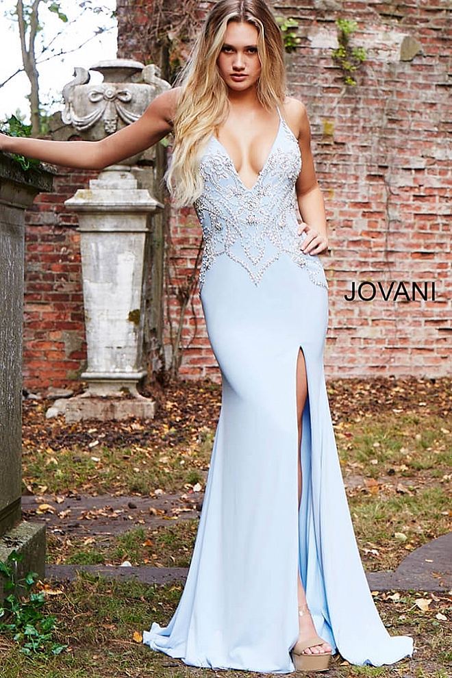Plesové šaty Jovani 54927