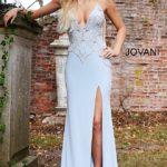 Plesové šaty Jovani 54927 foto 3