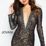 Večerní šaty Jovani 54989 foto 2