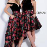 Koktejlové šaty Jovani 55056 foto 1