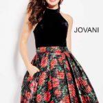 Koktejlové šaty Jovani 55056 foto 4