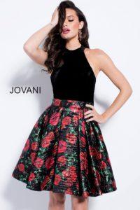 Koktejlové šaty Jovani 55056