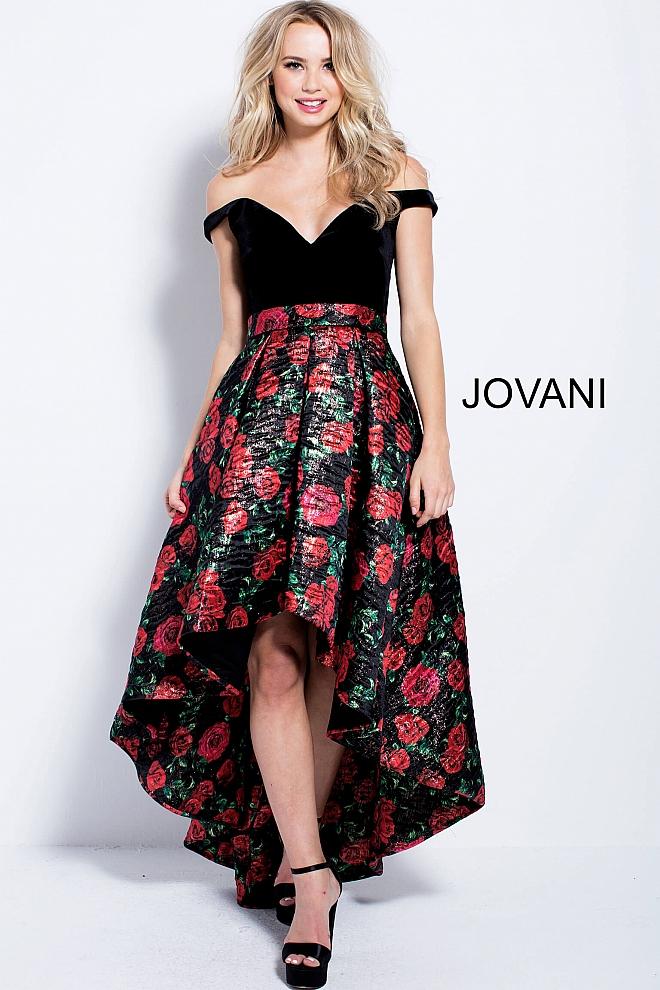 Plesové šaty Jovani 55057