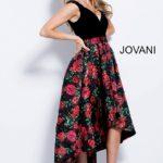 Plesové šaty Jovani 55057 foto 1