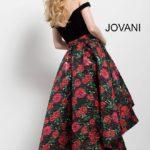 Plesové šaty Jovani 55057 foto 3