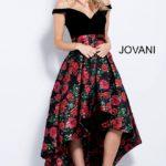 Plesové šaty Jovani 55057 foto 2