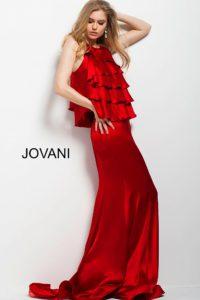 Plesové šaty Jovani 55128
