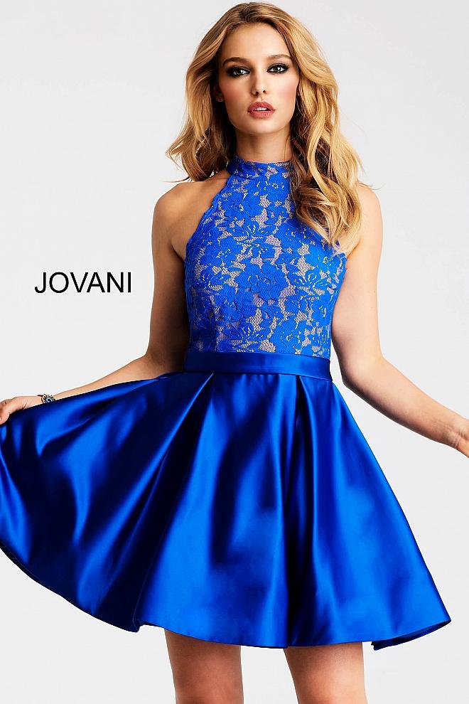 Maturitní šaty Jovani 55300
