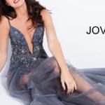 Plesové šaty Jovani 55621 foto 1