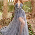 Plesové šaty Jovani 55621 foto 3