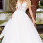 Plesové šaty Jovani 55634 foto 4