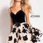 Koktejlové šaty Jovani 55703 foto 2