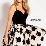 Koktejlové šaty Jovani 55703 foto 4