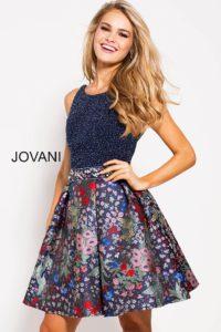 Koktejlové šaty Jovani 55719