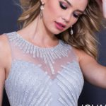 Koktejlové šaty Jovani 55857 foto 2