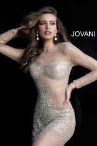 Koktejlové šaty Jovani 56890