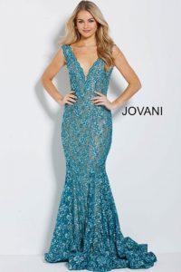 Plesové šaty Jovani 57046