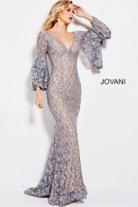 Plesové šaty Jovani 57048