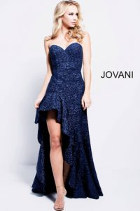 Plesové šaty Jovani 57257