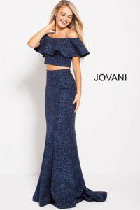 Plesové šaty Jovani 57258