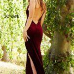 Plesové šaty Jovani 57898 foto 3