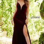 Plesové šaty Jovani 57898 foto 4