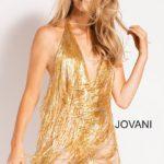 Koktejlové šaty Jovani 57907 foto 3