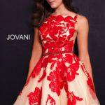 Koktejlové šaty Jovani 57950 foto 2
