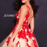 Koktejlové šaty Jovani 57950 foto 3