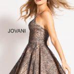Koktejlové šaty Jovani 58535 foto 2
