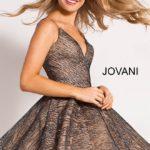 Koktejlové šaty Jovani 58535 foto 3