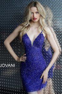 Koktejlové šaty Jovani 58588