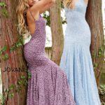 Plesové šaty Jovani 58662 foto 3