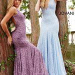 Plesové šaty Jovani 58662 foto 2