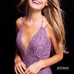 Plesové šaty Jovani 58662 foto 1
