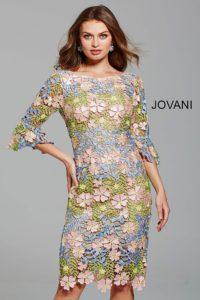 Koktejlové šaty Jovani 61211