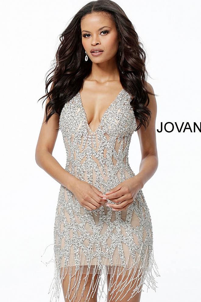 Koktejlové šaty Jovani 61572