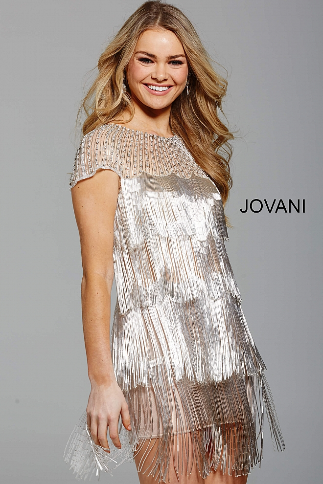 Koktejlové šaty Jovani 61709