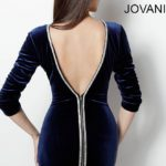 Koktejlové šaty Jovani 61750 foto 1