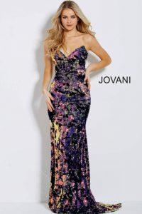Plesové šaty Jovani 62026