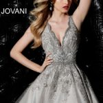 Koktejlové šaty Jovani 62396 foto 5